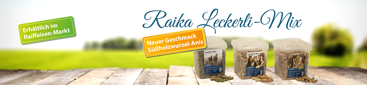 Raika Supplemente Leckerli-Mix
