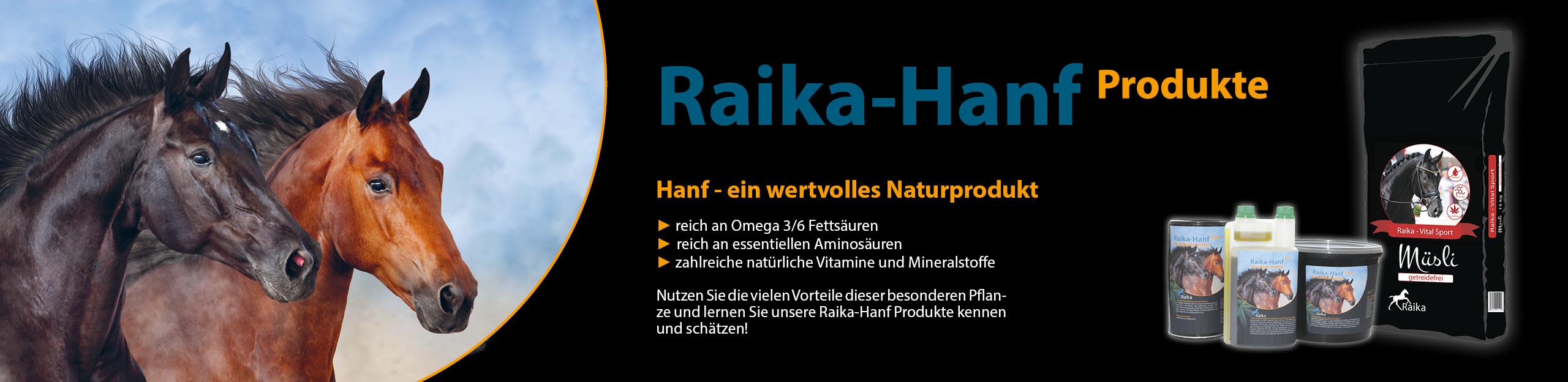 Banner Raika-Hanf Serie